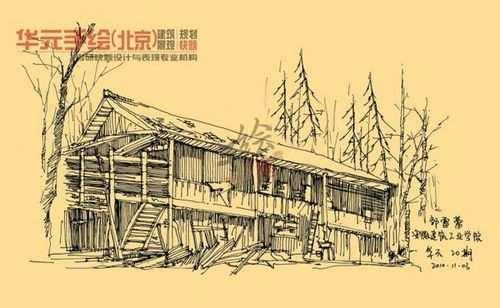 手绘作品-规划手绘作品-华元手绘官网|手绘培训|景观
