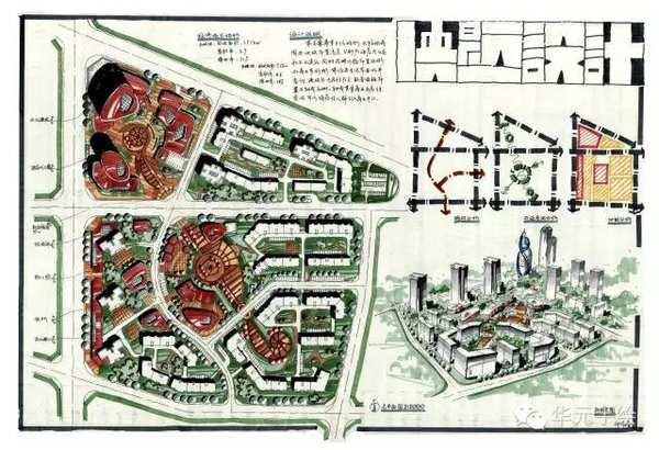 北京手绘培训班_建筑手绘培训