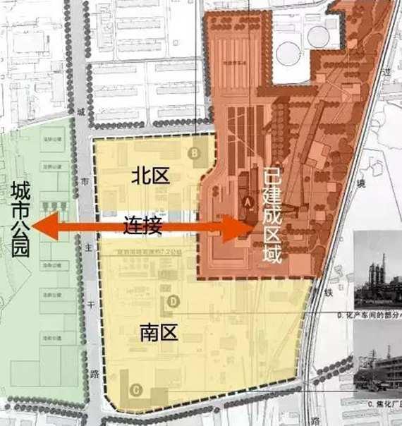 公开课 | 东南大学规划快题周2016年-某焦化厂地段改造及住区规划设计