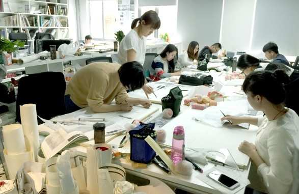 景观园林快题方案设计课程(C班) ,华元手绘